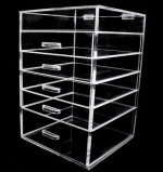 Check this Acrylic Makeup Organizer With Drawers