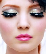 Ideal Barbie Make Up