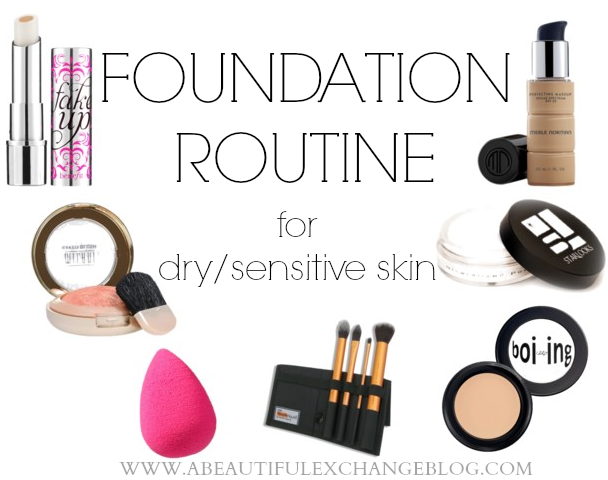 Routine Best Makeup For Sensitive Skin