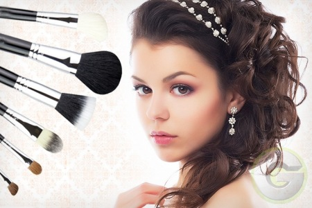Pretty Bridal Make Up Courses