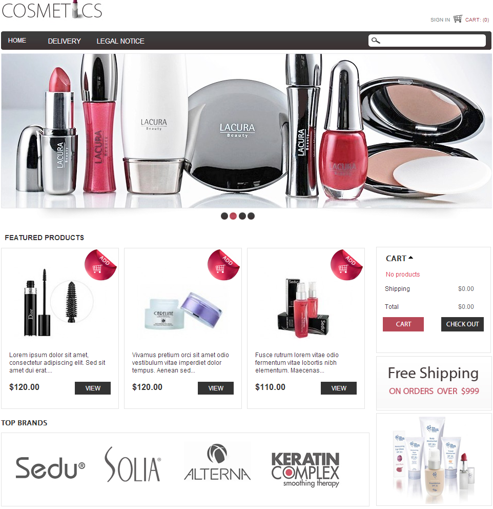 Magnificient Buy Cosmetics Online