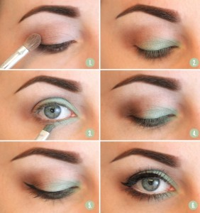 Fair How To Do Eye Make Up