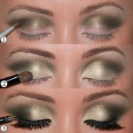 Amazing How To Put On Eye Makeup