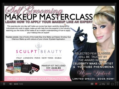 Self Makeup Course London