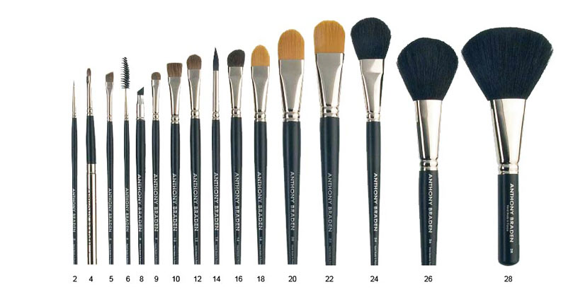Delicate Make Up Brush Sets