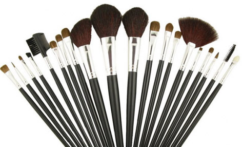 Great Make Up Brushes