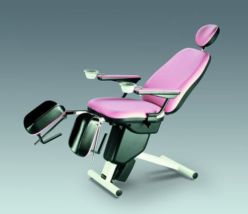 Pink Make Up Chair