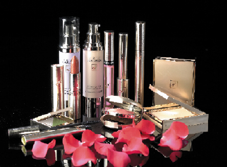 Shiny Make Up Cosmetics