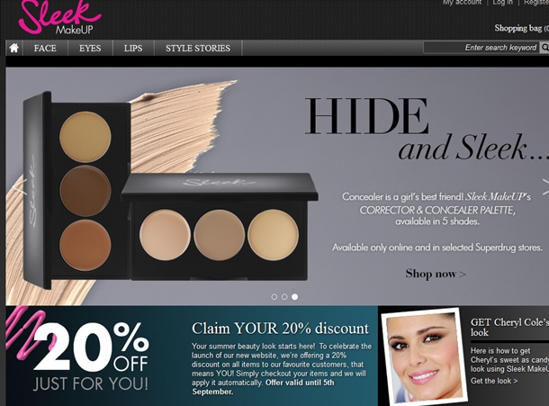 Fascinating Make Up Discount