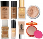 Various Make Up For Oily Skin