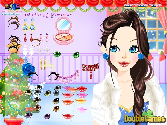 online games makeup