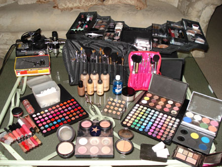 Huge Make Up Sets