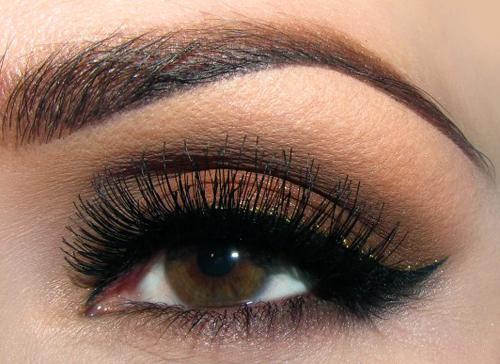Grand Make Up Tips For Brown Eyes
