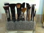 Creative Makeup Brush Holder
