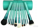 Green Makeup Brush Sets