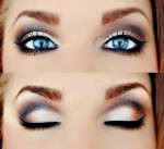 Gorgeous Makeup Tips For Blue Eyes