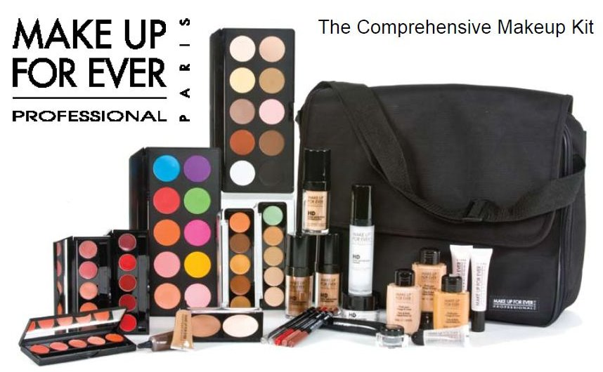 Top Professional Make Up Kits