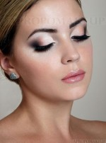 Lovely Wedding Make Up