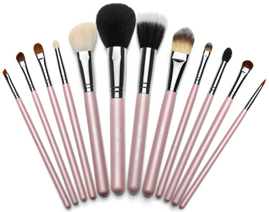 Simple Cheap Makeup Brushes