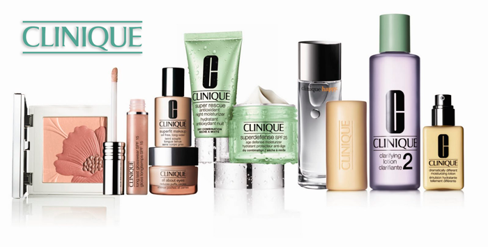 Clinique Cosmetic Brands