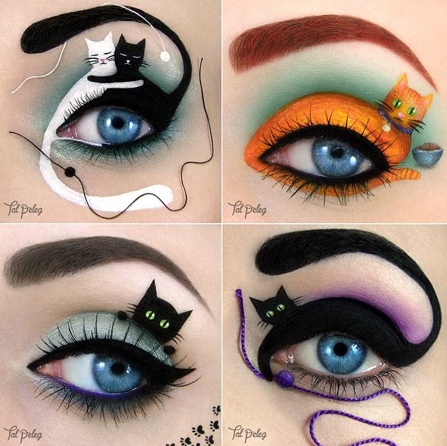 Cat Eyeshadow