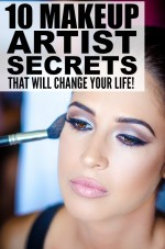 Secrets to Make Up Artists