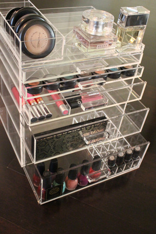 Transparent Make Up Boxes