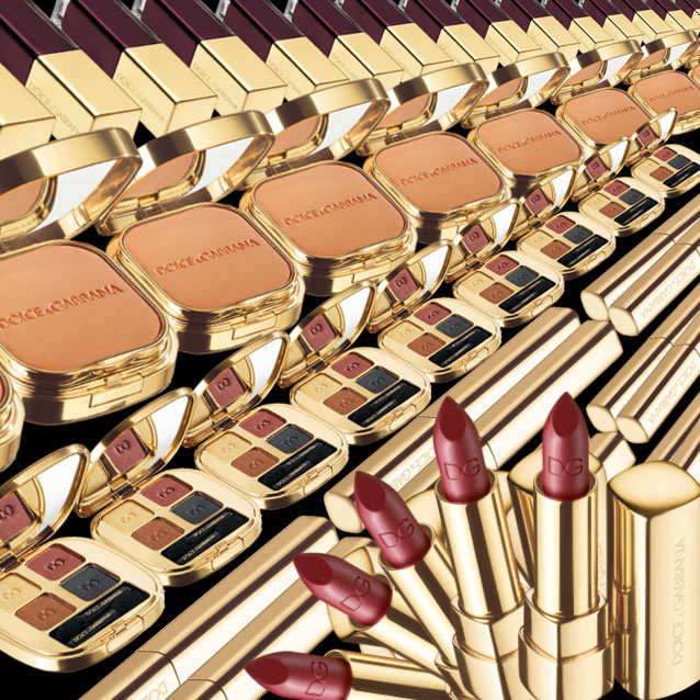 D&G Make Up Cosmetics