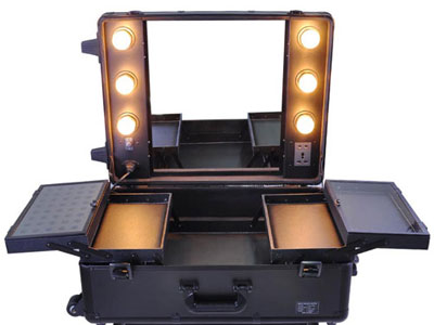 Lighted Makeup Cases