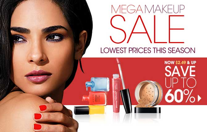 Mega Makeup Sale
