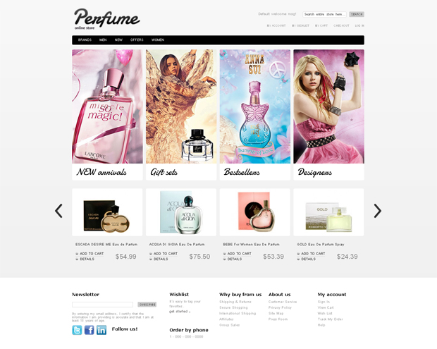 Perfume Makeup Shop Online